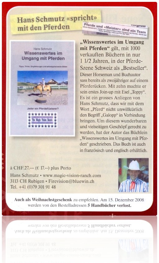 Werbung Pegasus Deutschland